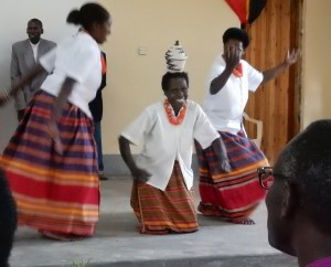 Some of the dance performed by the Patients Group